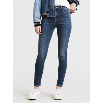 Levi's - 720 - High Rise Super Skinny Jeans - Pave the way