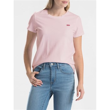 Levi's - Perfect - T-shirt manches courtes - rose clair