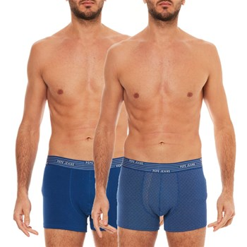 Pepe Jeans London - Brad Ford - Set van 2 boxershorts - blauw