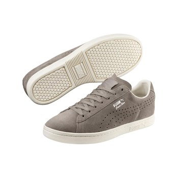 Puma - Court star - Sneakers in pelle - grigio