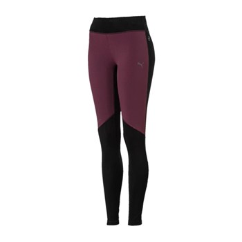Puma - Leggings - bordeauxrot