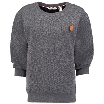 O'Neill - Quilted crew sweatshirt - Pull - gris
