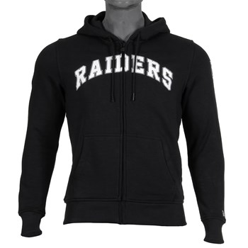 New Era - Team apparel track jacket oakland raiders - Veste de sport - noir