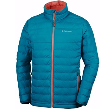 Columbia - Powder lite jacket - Blouson - bleu