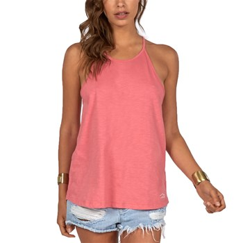 Billabong - Essential tank point - Top - rose