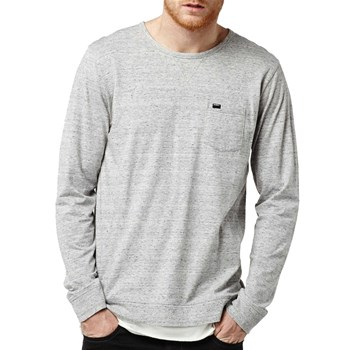 O'Neill - Jack's special long slv top - T-shirt manches longues - blanc