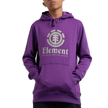 Element - Vertical ho - Sweat à capuche - violet