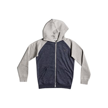 Quiksilver - Everyday zip youth - Sweat à capuche - bleu