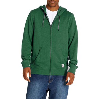 Element - Cornell overdye zip hoodie - Sweat à capuche - vert