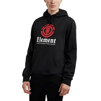 Element - Vertical ho - Sweat à capuche - noir