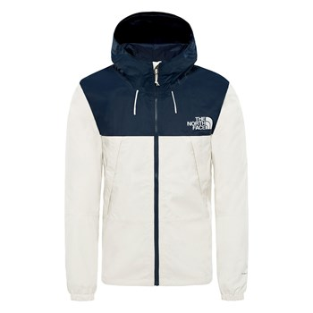 The North Face - Mountain q 1990 jacket - Coupe vent - blanc