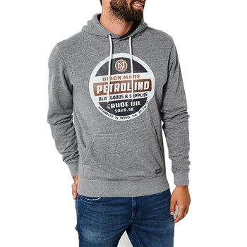 Petrol Industries - Sweater swh300 - Sweat à capuche - gris