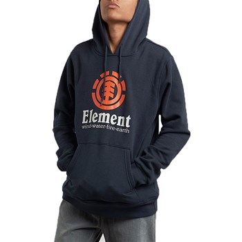 Element - Vertical ho - Sweat à capuche - bleu marine