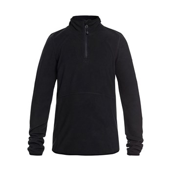 Quiksilver - Aker youth fleece - Pull - noir