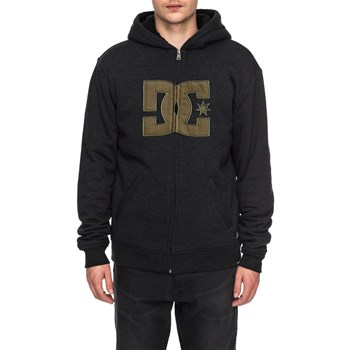 DC Shoes - Star sherpa 3 boy - Sweat à capuche - noir