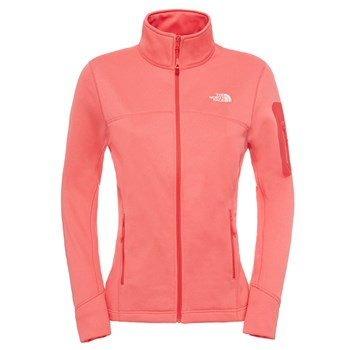 The North Face - Kyoshi full zip jacket - Polaire - rose