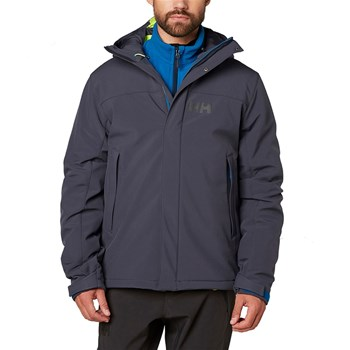 Helly Hansen - Forseti insulated softshell - Pull - bleu