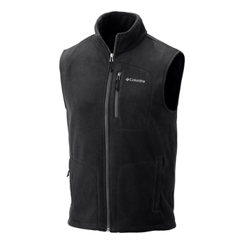 Columbia - Fast trek fleece veste - Pull - noir
