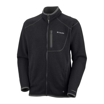 Columbia - Altitude aspect full zip - Pull - noir