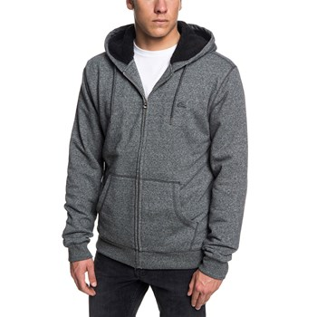 Quiksilver - Everyday sherpa - Sweat à capuche - gris