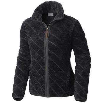Columbia - Fire side sherpa full zip - Pull - noir