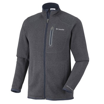 Columbia - Altitude aspect full zip - Pull - bleu