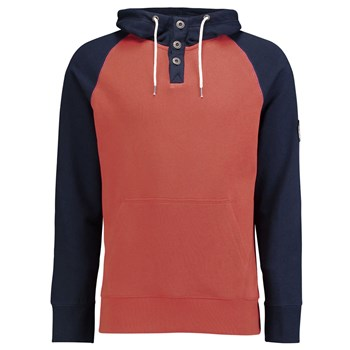 O'Neill - Pch henley hoodie - Sweat à capuche - rouge