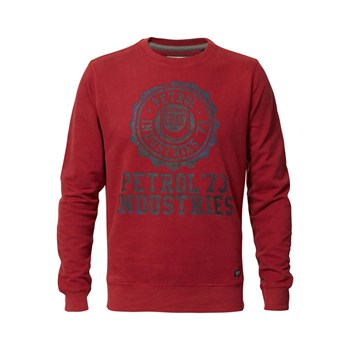 Petrol Industries - Sweaterswr376 - Sweat-shirt - bordeaux