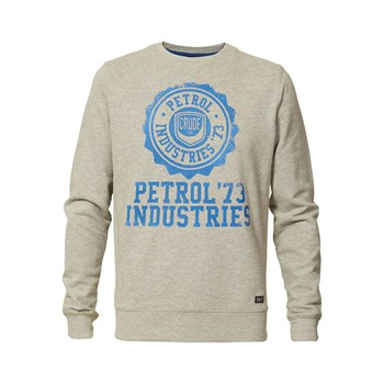 Petrol Industries - Sweaterswr376 - Sweat-shirt - gris