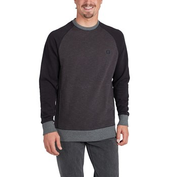 Billabong - Balance crew - Sweat-shirt - noir