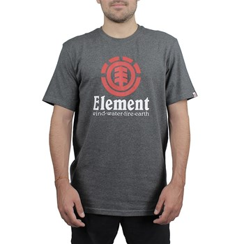 Element - Vertical ss - T-shirt manches courtes - gris