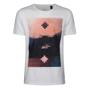 O'Neill - Scenery tee shirt - T-shirt manches courtes - blanc