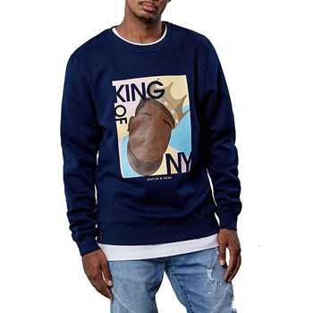 Cayler & Sons - Wl a dream  crewneck - Sweat-shirt - bleu marine