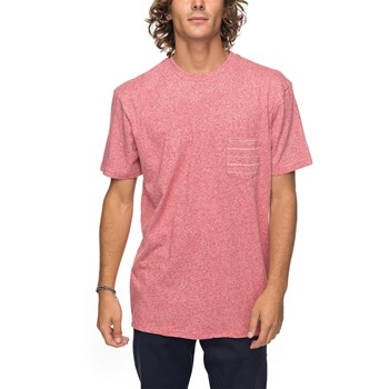 Quiksilver - Shadow knit top - T-shirt manches courtes - rose