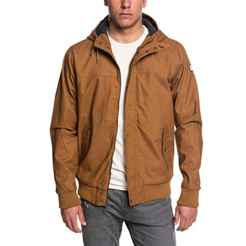 Quiksilver - Shd brooks - Blouson - marron