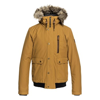 Quiksilver - Arris jacket - Blouson - marron