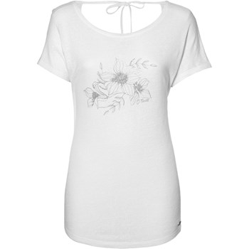 O'Neill - Lw x-over back t-shirt - T-shirt manches courtes - blanc