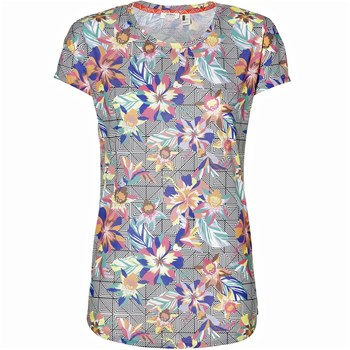O'Neill - Lw x-over back t-shirt - T-shirt manches courtes - multicolore