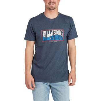 Billabong - Wave dazetee ss - T-shirt manches courtes - bleu