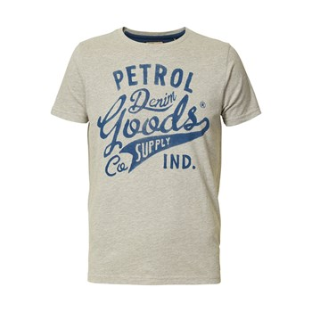 Petrol Industries - T-shirt ss tsr200 - T-shirt manches courtes - gris