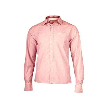 Petrol Industries - Shirt long sleeve stripes - Chemise manches longues - rose