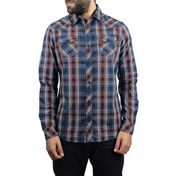 Petrol Industries - Shirt lssil403 - Chemise manches longues - multicolore