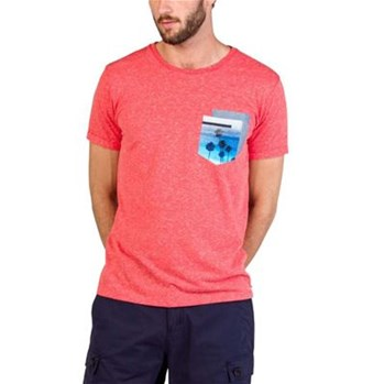 Protest - Burito - T-shirt manches courtes - rouge