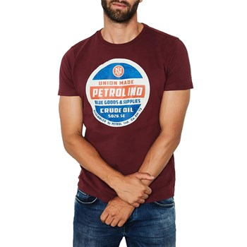 Petrol Industries - T-shirt ss tsr607 - T-shirt manches courtes - bordeaux