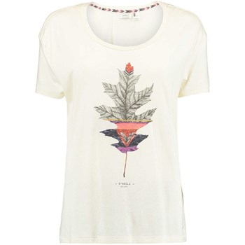 O'Neill - Peacefull pines t-shirt - T-shirt manches courtes - beige