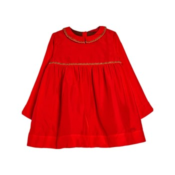Sonia Rykiel - Robe en soie - orange