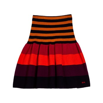 Sonia Rykiel - Gonna svasata - nero