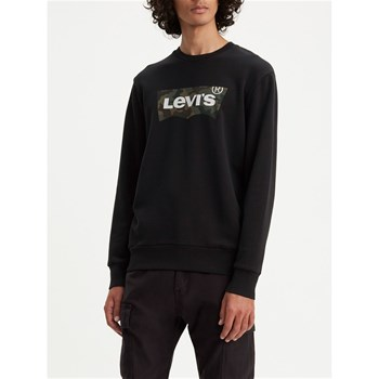 Levi's - Graphic - Sweatshirt - zwart