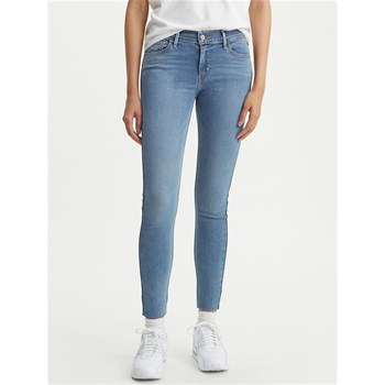 Levi's - Innovation - Super Skinny - blau