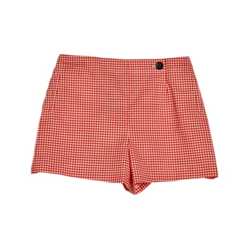 Sonia Rykiel - Short en laine - orange